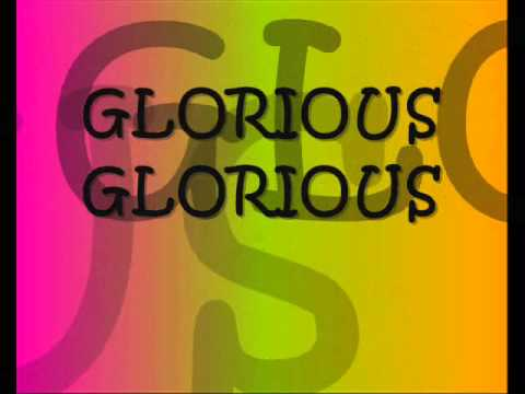 Glorious by Martha Munizzi Instrumental with Lyrics
