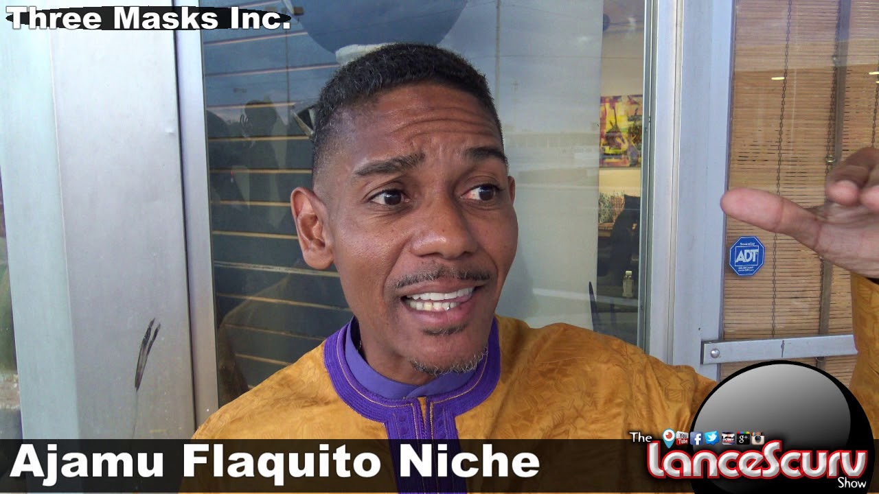 "Ajamu Flaquito Niche: ""We Need To Go Back To The Original Concepts!"" - The LanceScurv Show"