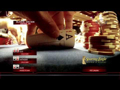 Ep. 273 - Soaring Eagle Casino & Resort (1/2) - August 4, 2014
