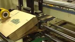 Автоматическая фальцесклейка FGM-2500 в