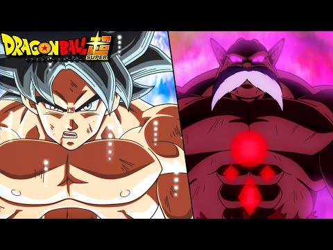 The Final 5 Minutes Of The Tournament Of Power Dragon Ball Super