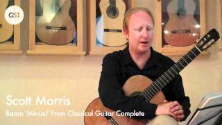 Scott Morris Video Lesson - Baron 'Minuet'