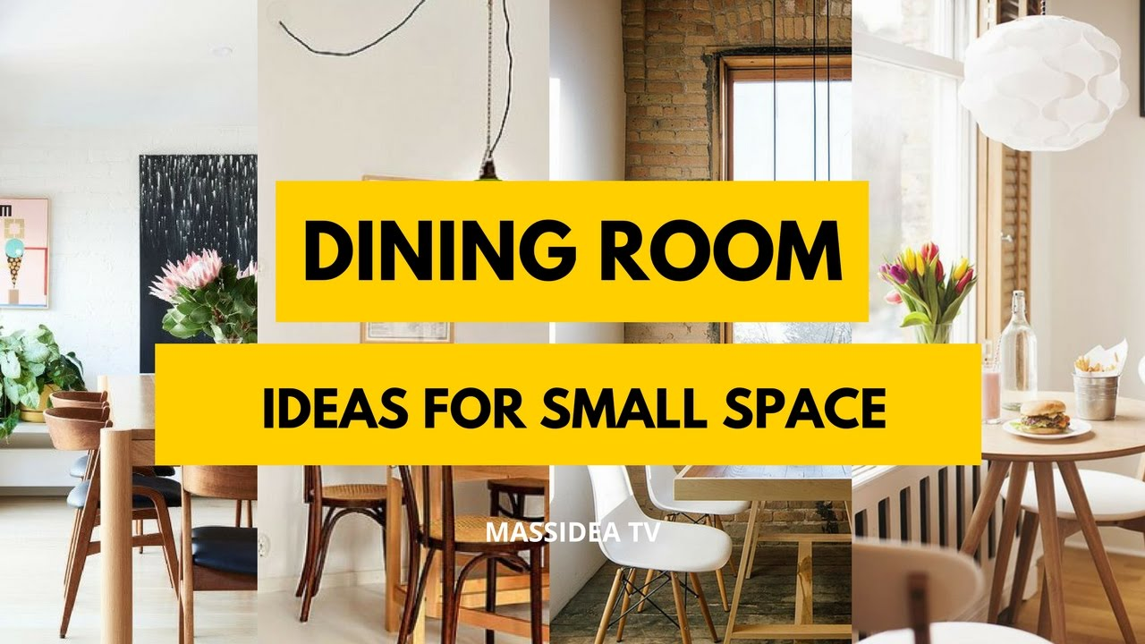 50 Best Dining Room Ideas For Small Space 2017 MassIdea TV