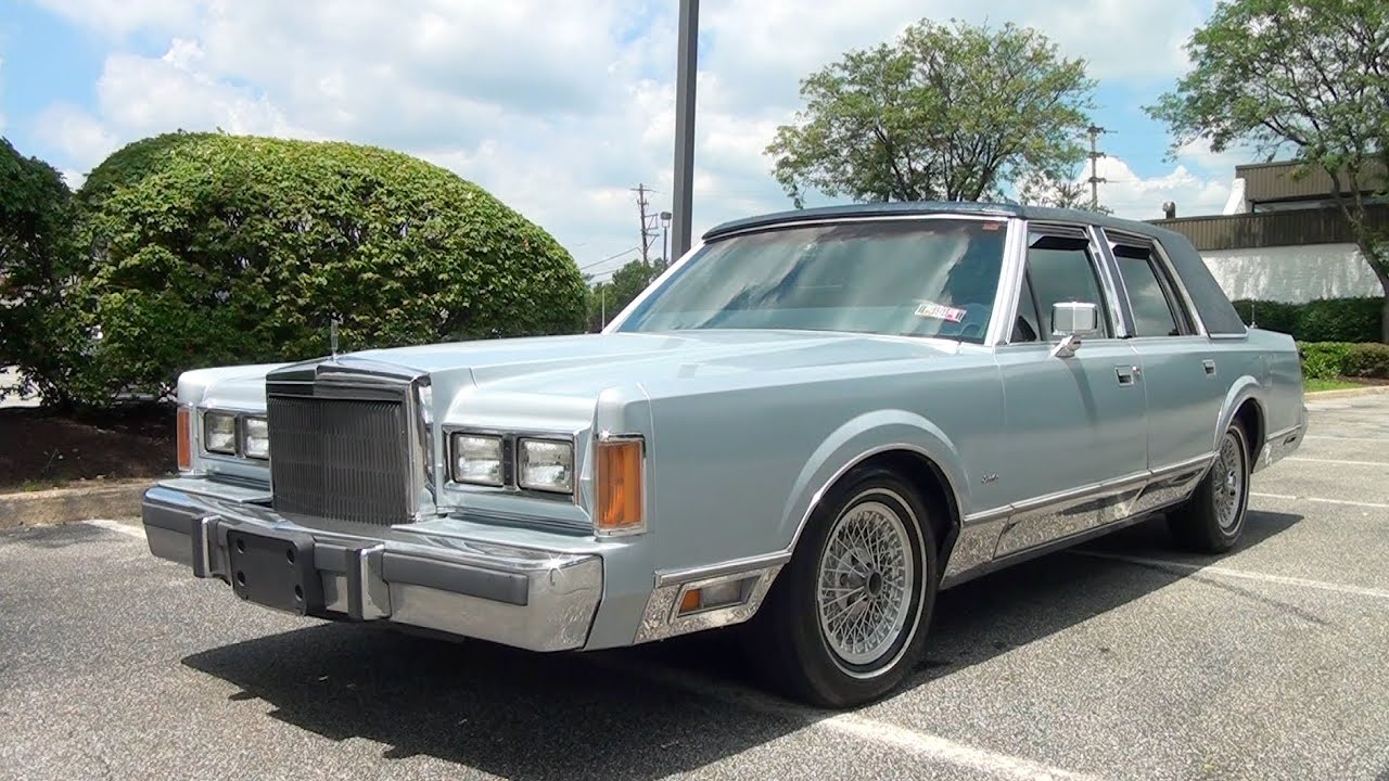 1989 Lincoln Town Car >> My First Car A 1989 Lincoln Town Car Experience By Charles Smith