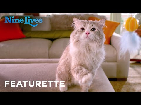 Nine Lives - Family Comedy Featurette [HD]