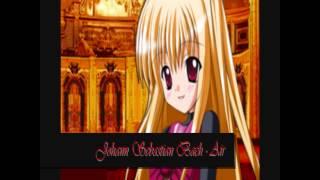Johann Sebastian Bach - Air (adya)
