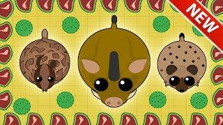 MOPE.IO NEW DESERT UPDATE ANIMALS LEAKED! *Hyena, Rattlesnake, Warthog, & more* (Mope.io Gameplay)