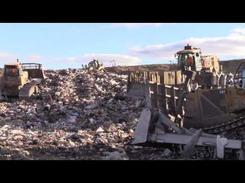Tour of the Southbridge Casella Landfill Facility - 2016