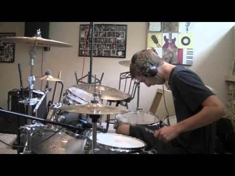 Improv Session #9 - Prog Metal drum track