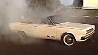 1965 Dodge Dart - Donut Attempt