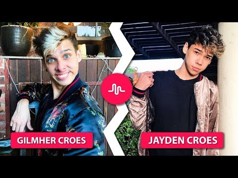 *New* Jay and Gil Croes.Compilation. April 2018/