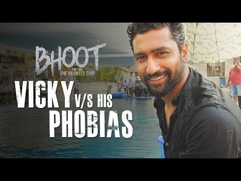 Vicky V/s His Phobias | Bhoot: The Haunted Ship | Vicky Kaushal | 21st February