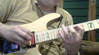 Advanced  Sweeping Picking with Marshall Harrison: Descending Fours