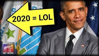 HAHA! Another Former Obama Admin Official Says He'll 'Likely' Challenge Trump for President in 2020