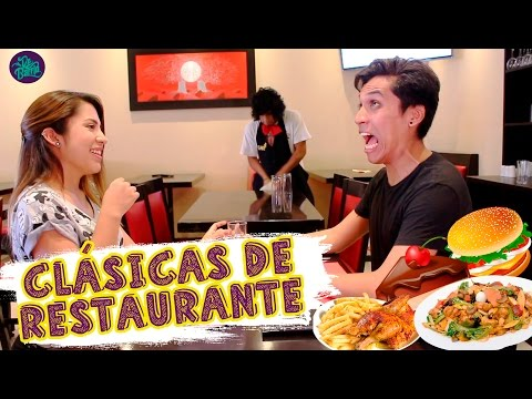 CLÁSICAS DE RESTAURANTE   DeBarrio
