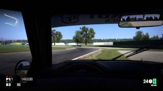 Ps4 project cars gameplay german Gr A BMW