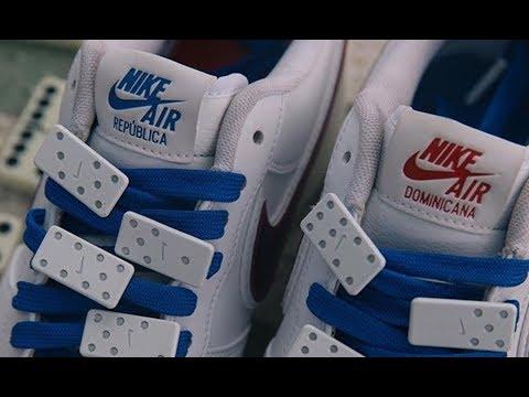 Nike Air Force 1'De Lo Mio' Unboxing