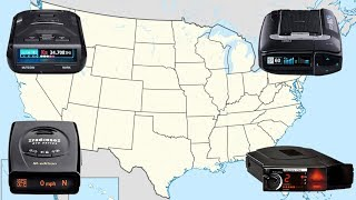 Best Radar Detectors for Each State? Five Minute Fridays, Ep. 12