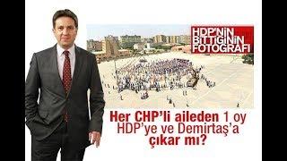 Her CHP'li aileden 1 oy HDP'ye ve Demirtaş'a çıkar mı? 20.06.2018
