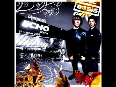 OASIS: Echo Arena, Liverpool (07/10/2008)