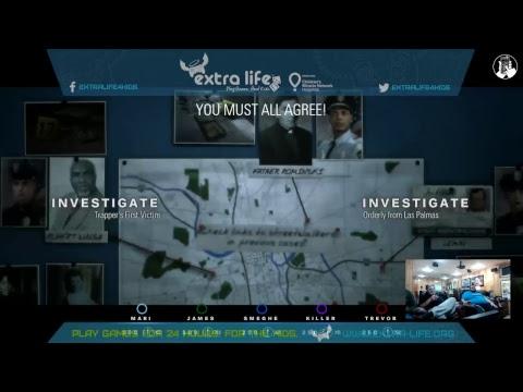 Extra Life 2017 Part 2