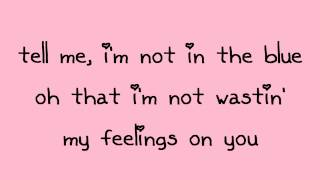 Glee - Crazy & You Drive Me Crazy (Lyrics)