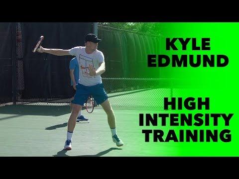 KYLE EDMUND • HIGH INTENSITY TRAINING (HD)