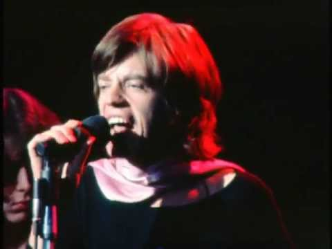 The Rolling Stones - Jumpin Jack Flash - Madison Square Gardens - HQ