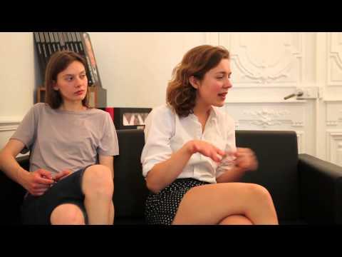 Interview des jeunes actrices du film SUMMER amour entre 2 filles