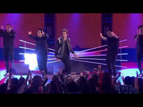 Austin Mahone - Mmm Yeah (Radio Disney Music Awards 2014)