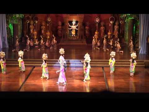 Pattaya - Nong Nooch Tropical Garden - Thai Dance Show(full length)