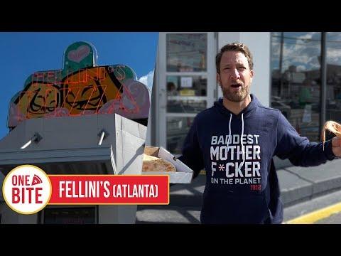 Barstool Pizza Review - Fellini's Pizza (Atlanta, GA)