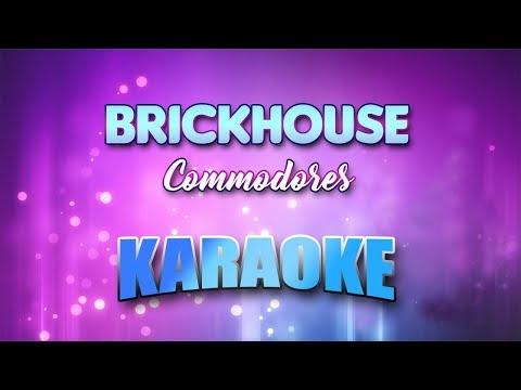 Commodores - Brickhouse (Karaoke version with Lyrics)