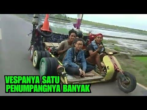 Satu vespa sejuta saudara  | Vespa Extreme Indonesia | #VESPA (eps 30 )