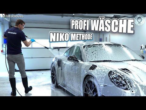 Auto waschen wie ein Profi | Niko Methode | AUTOLACKAFFEN