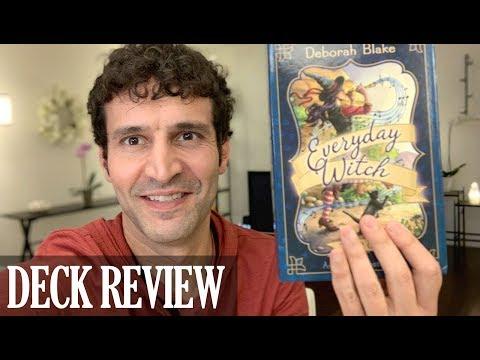 Tarot Deck Review: Everyday Witch Tarot