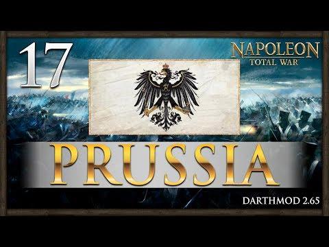 BREAKING THROUGH THE LINE! Napoleon Total War: Darthmod - Prussia Campaign #17