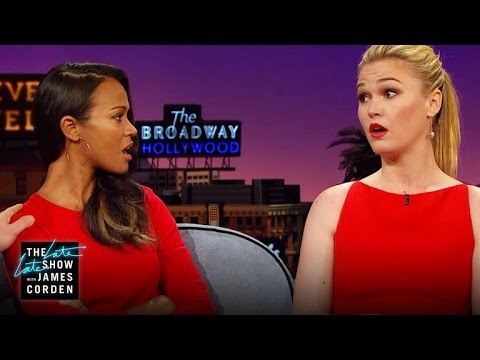Shoplifting Stories w Zoe Saldana & Julia Stiles