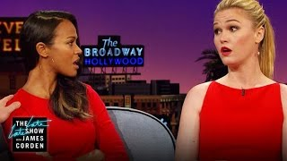 Shoplifting Stories w/ Zoe Saldana & Julia Stiles