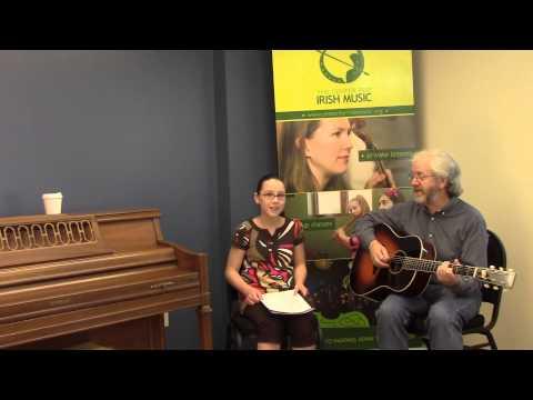 Center for Irish Music - Fiona Flagstad and Dáithí Sproule sing Mo Mhuirnín Óg
