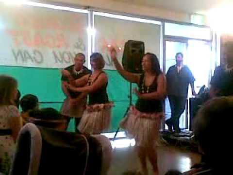 Rarotongan Dance / Samoan