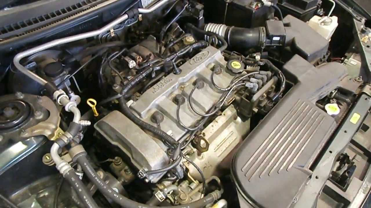 medium resolution of ford laser 1999 kn q 1 8 fp coil pack on head now dismantling 02 9724 8099