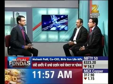 Dicussion on invetment in mutual funds with management of Birla Sun Life MFs | Part-I
