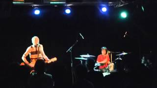 TV Smith & Vom @ Duisburg, Steinbruch 29.4.2015 - London Hum