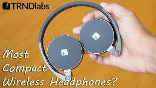 Most Compact Wireless Headphones? Franklin Headphones Review