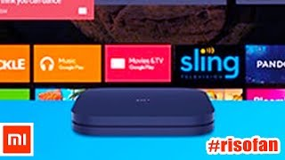 📺Global Version Xiaomi Mi Box 4S✅ You Can Buy in Online Store (RisoFan💻)