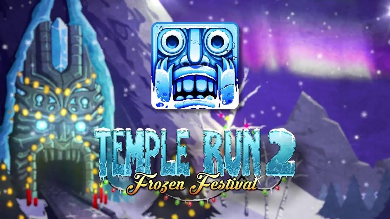 Temple Run Frozen