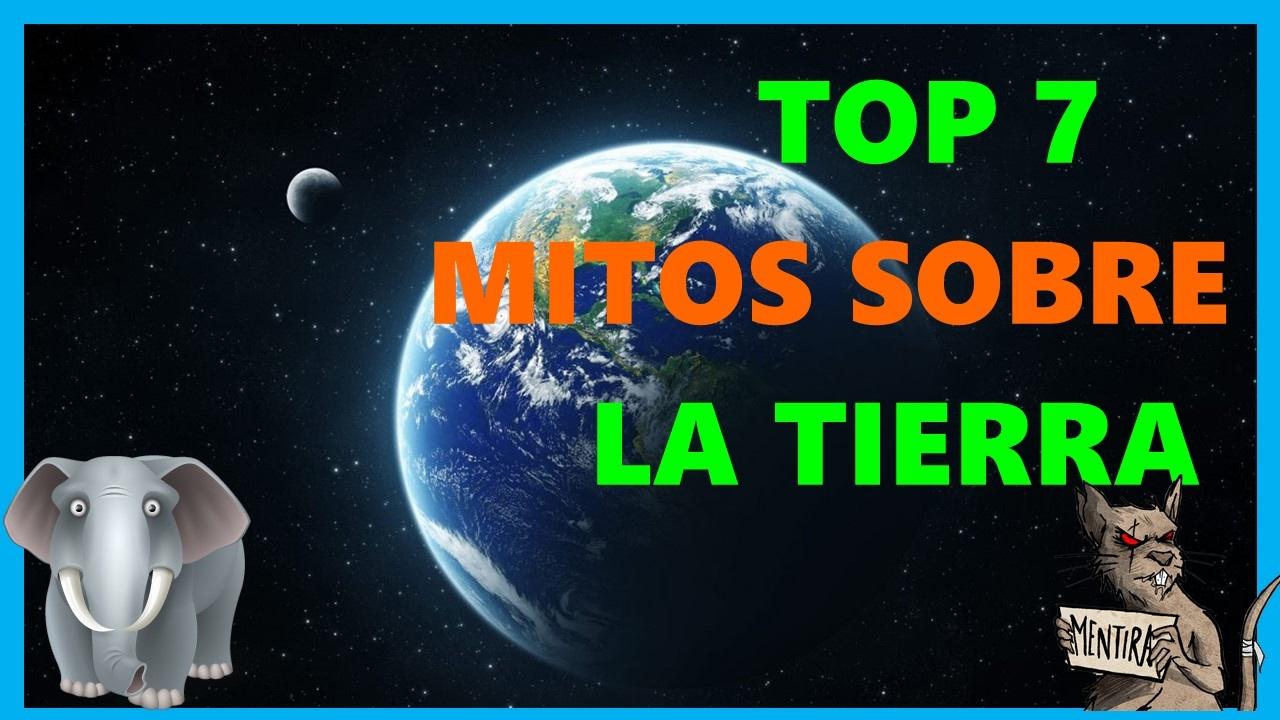 Top 7 Grandes mitos sobre la tierra | Yo Soy Cisco