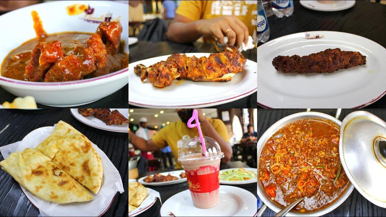 Download Nawabi Voj | কড়াই গোস্ত, বিফ শিক কাবাব & চিকেন তন্দুরি | Bangladeshi Food Review
