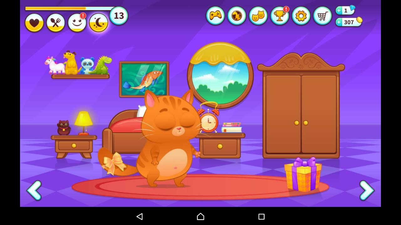 Скачать котик бубу на андроид.